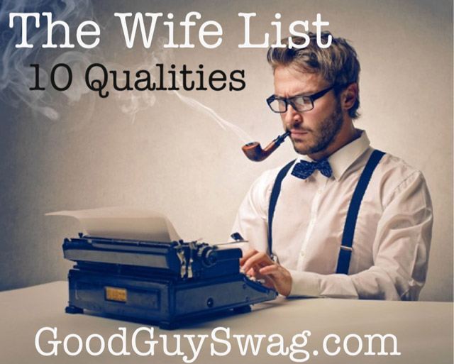 Best qualities in a woman to marry