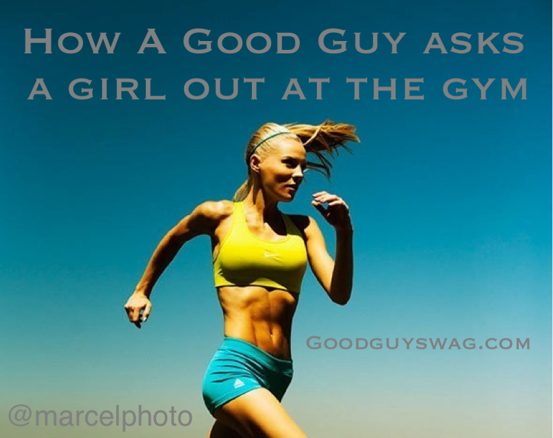 asking girl out at gym