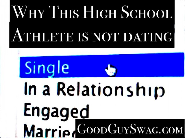 not dating in high school Once you get to high school, a whole new world of possibilities opens up for you suddenly you aren't limited to dating the boys you've known since kindergarten—the same ones who put gum in your hair or threw spitballs at you from across the room.