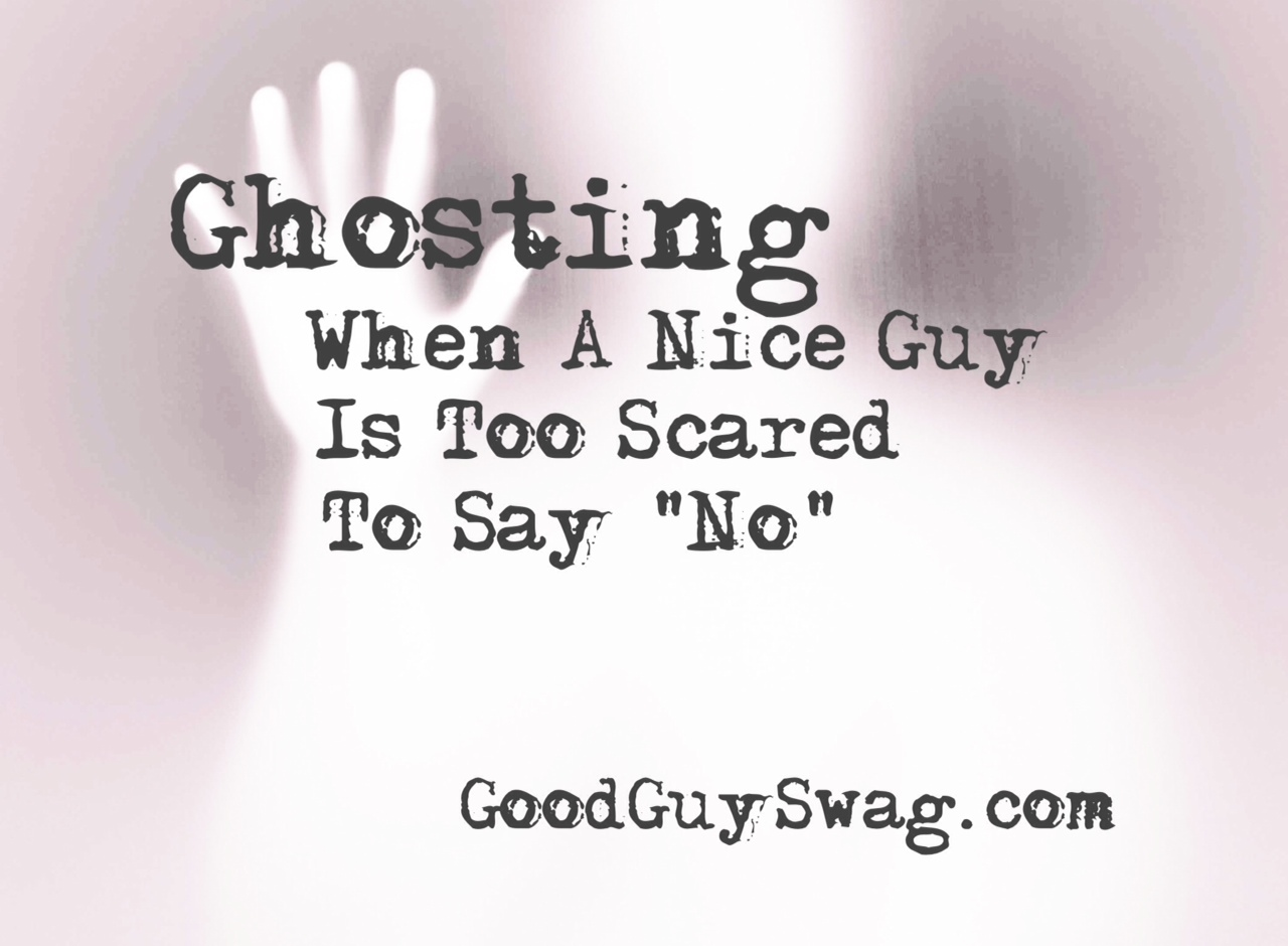 Ghosting someone dating someone