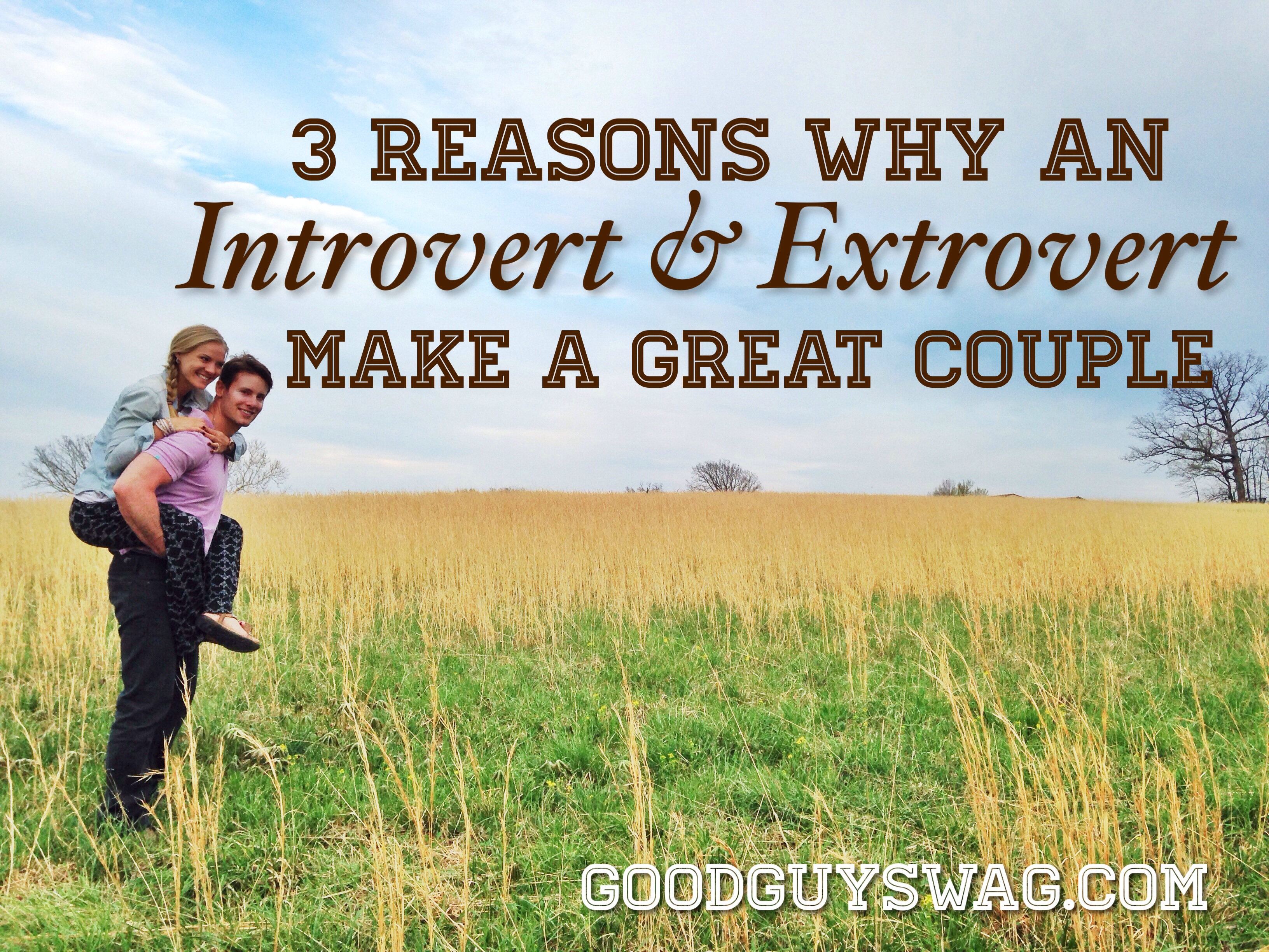 Dating an extrovert