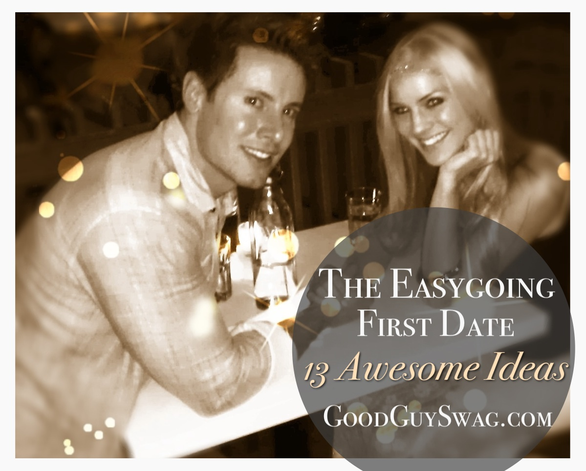 the easygoing first date: 13 awesome ideas