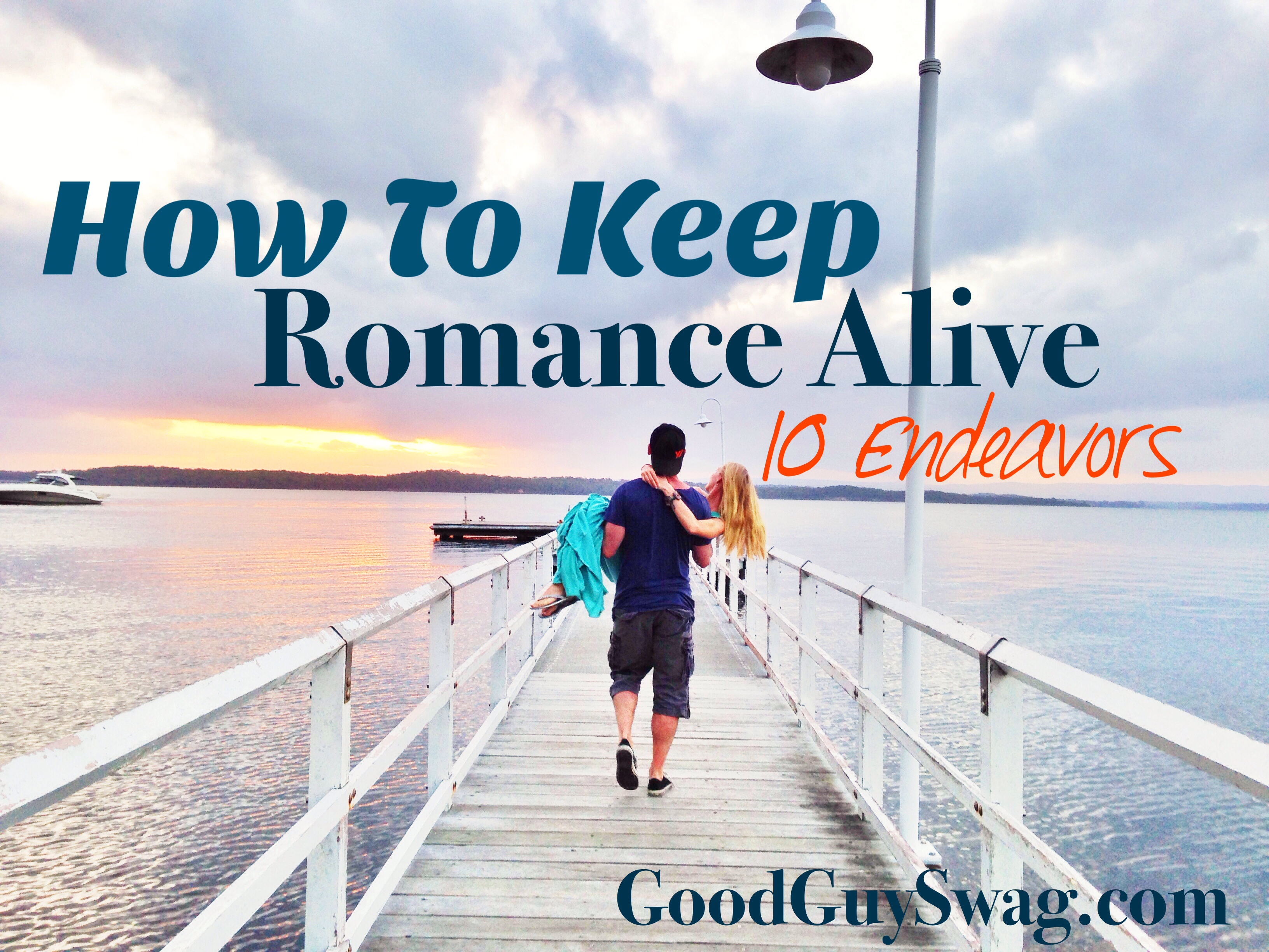 How to keep relationships and romance married