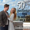 50 Gentlemanly Tips To Remember On A Date