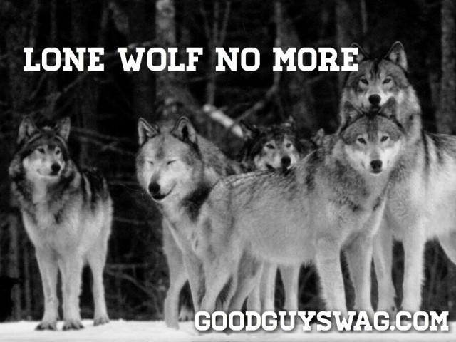 single women in lone wolf Although the latter is more difficult, especially if you are a lone wolf i enjoy dating a woman that you want isn't just going to be delivered to your house.