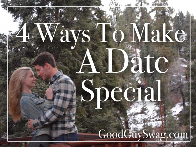 4 ways to make a date special