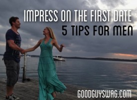 impress on the first date