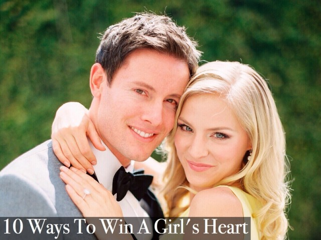 How To Conquer A Girl Heart