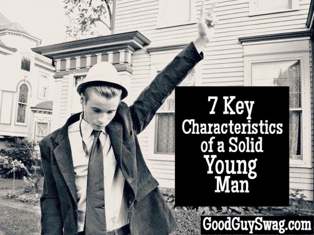 Characteristics of a Solid Young Man