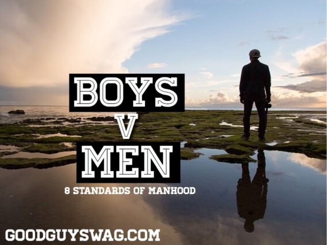 Boys vs men