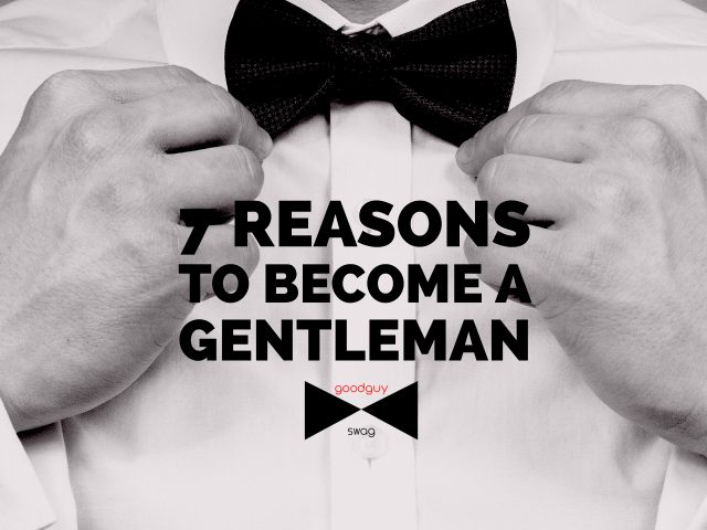 Become a gentleman