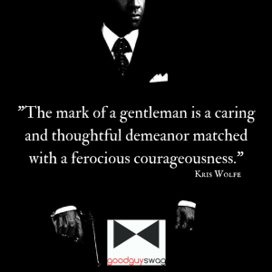 mark of a gentleman