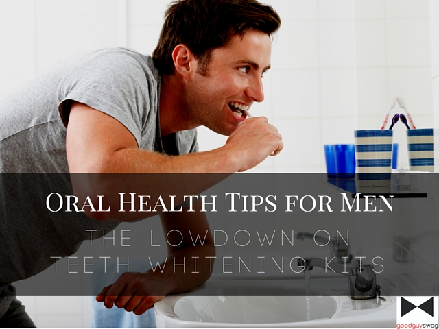 oral health tips for men