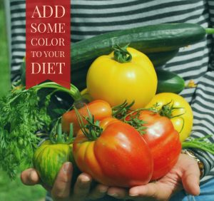 add some color to your diet
