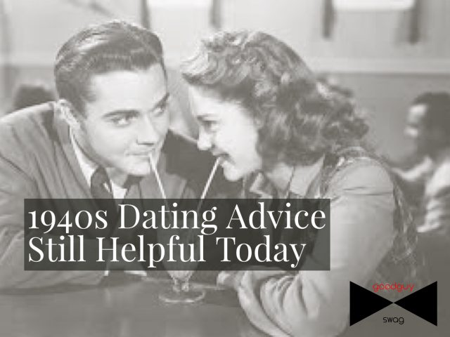 1940s dating advice