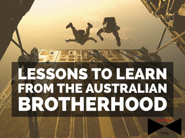 Australian brotherhood mateship