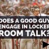 locker room talk