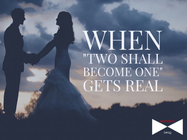 when two people become one