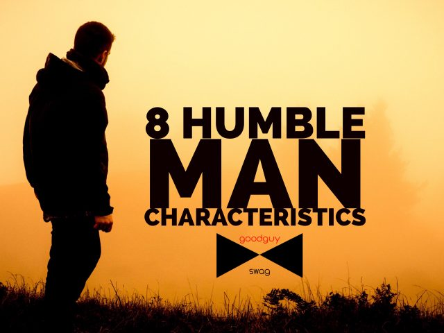 Characteristics of a humble man