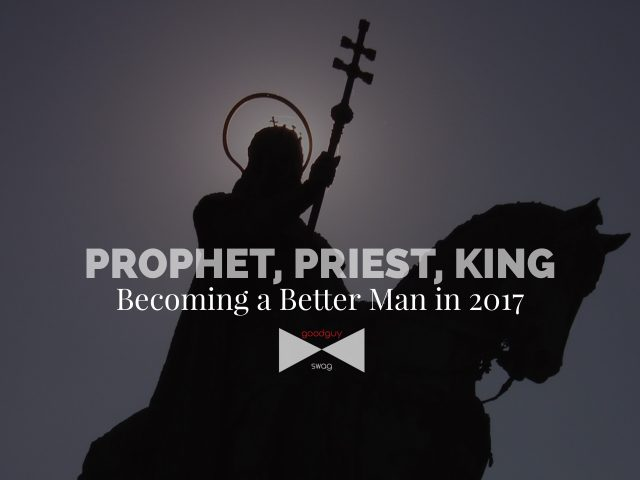 Prophet, priest, king
