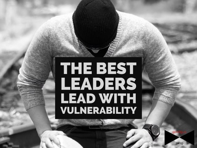 lead with vulnerability