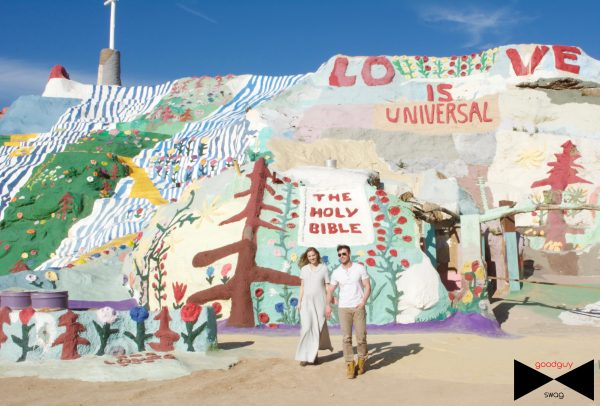 salvation mountain holy bible
