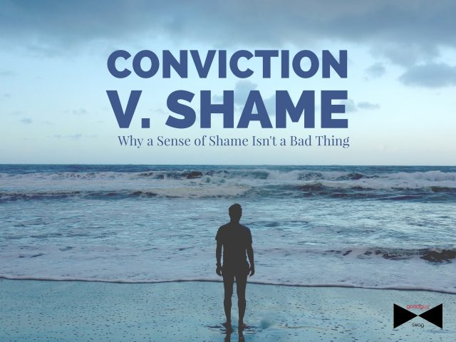 conviction v. shame