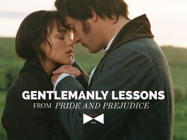 Pride and Prejudice Gentlemanly Lessons
