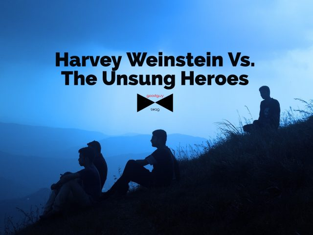 Harvey Weinstein vs. unsung heroes