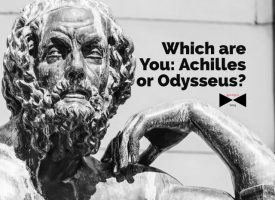 defining the main character odysseus in the odyssey The hero is the main character,  the odyssey, recounts the journey of odysseus and all the trials he faced  epic hero: definition, characteristics & examples.