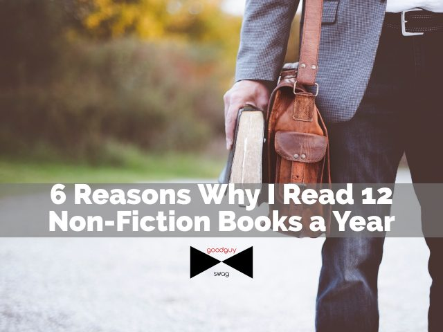 Read 12 non-fiction books