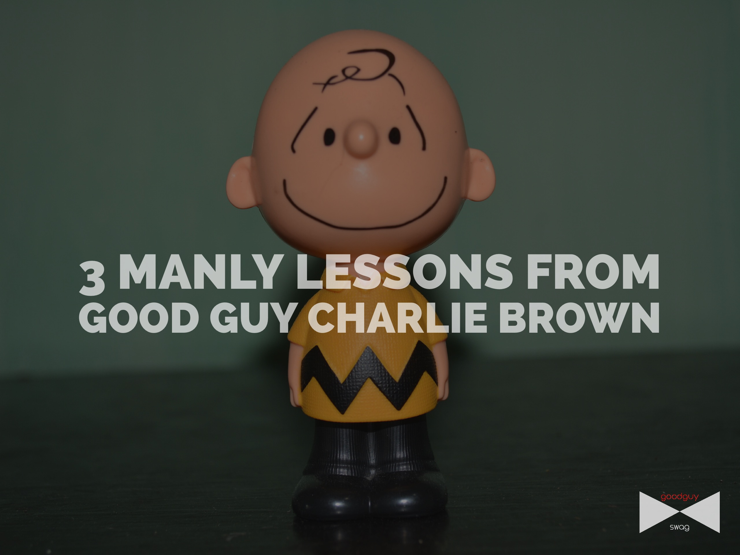 Good Guy Charlie Brown