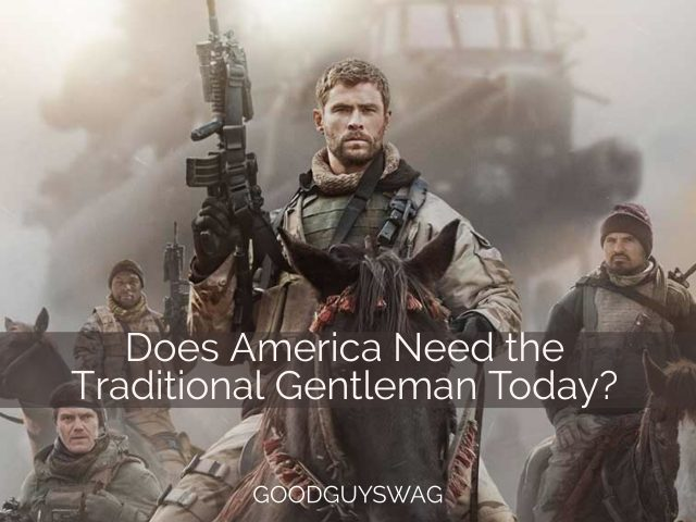 traditional gentleman