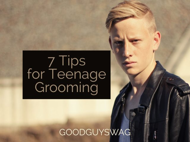 Teenage grooming