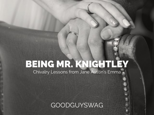 Being Mr. Knightley