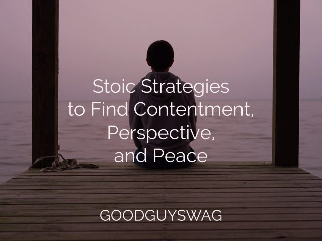 Stoic Strategies