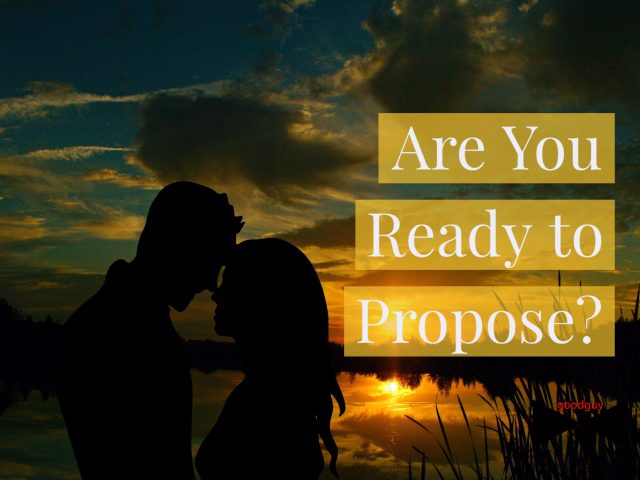 Ready to propose
