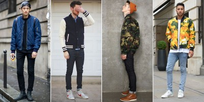 Sports luxe jackets