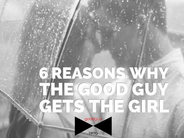 the good guy wins the girl