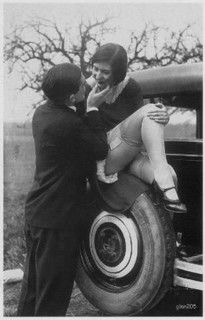How cars changed dating