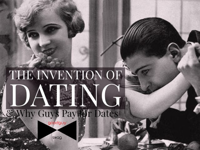 invention of dating