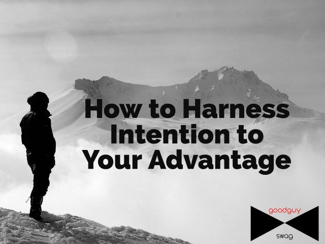 Harness intention