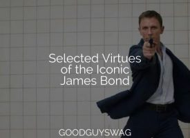 Selected Virtues of the Iconic James Bond